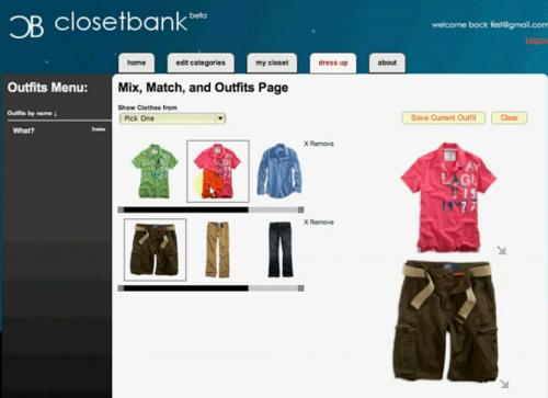 Closet Planner Online